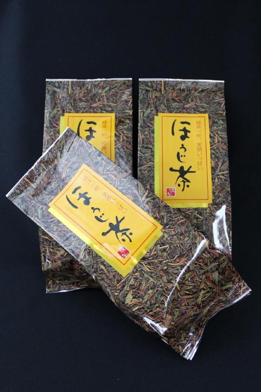 ほうじ茶         180 g × 3袋
