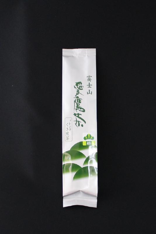 愛鷹茶 ブレンドくき煎茶 松  200 g