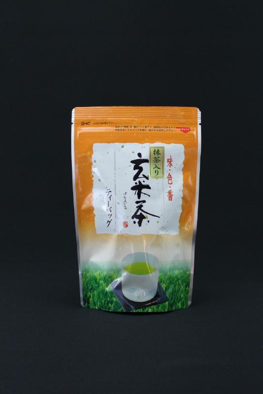 抹茶入玄米茶ティーバッグ  6 g×20コ入