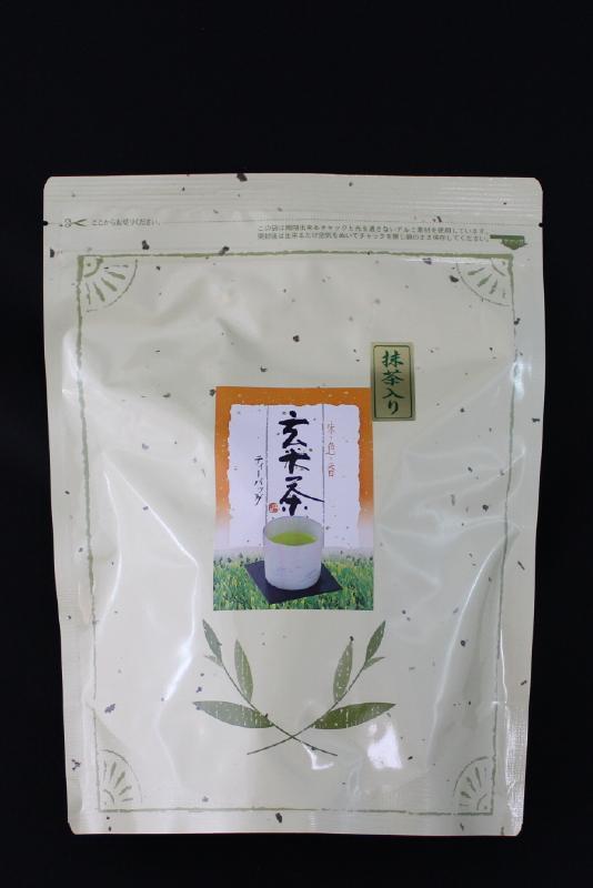抹茶入玄米茶ティーバッグ 10 g×30コ入